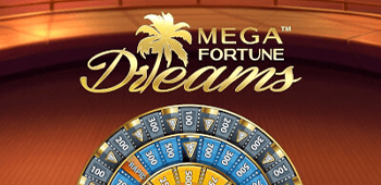 mega fortune dreams slot free spins